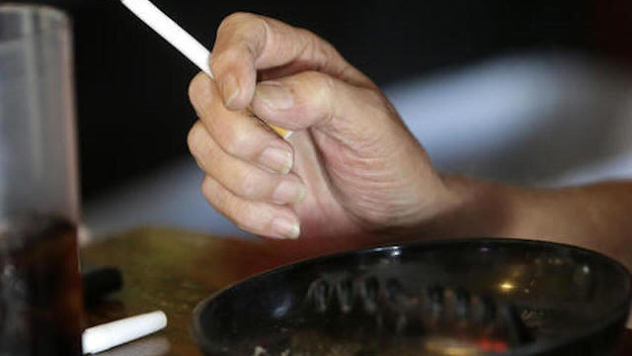 Cigarette smoking by adults in the US has hit an all-time low, CDC reports