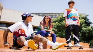 Fans Are Loving Nike's Olympic Skateboarding Uniforms