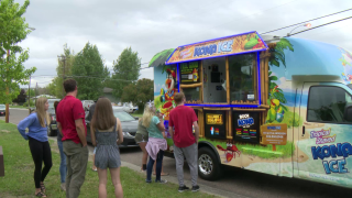 Kona Ice hits the streets of Great Falls