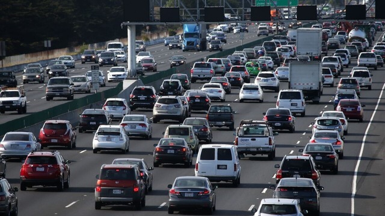 California has the most aggressive drivers, study says