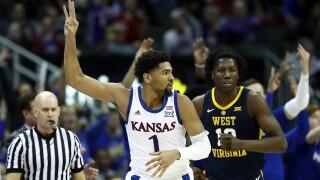 Big 12 Basketball Tournament - Semifinals/Kansas