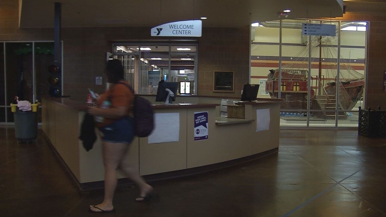Pueblo YMCA begins Phase 2 of their reopening