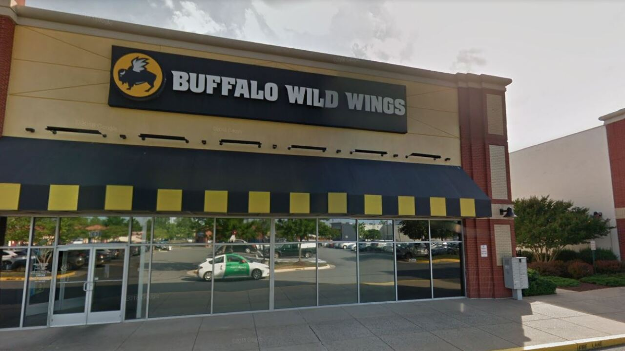 Police arrest woman for Buffalo Wild Wings sex crimes