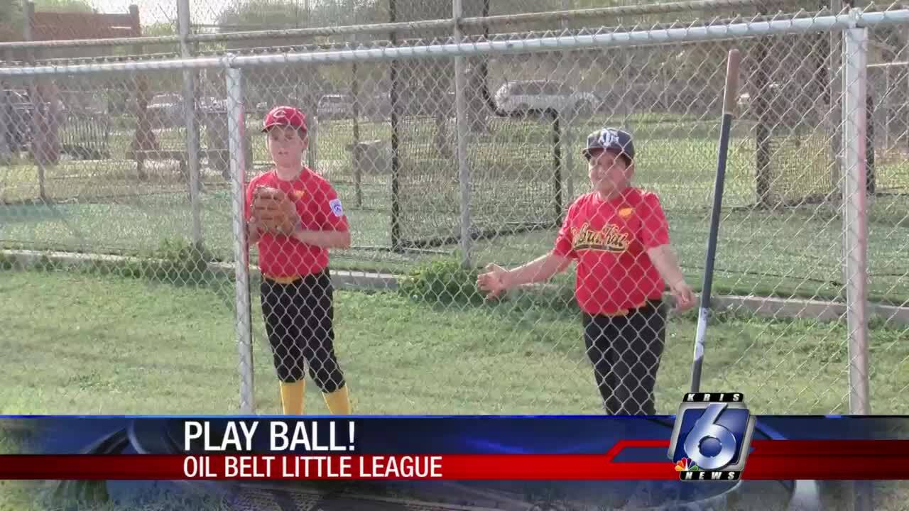 Oil Belt Little League returns