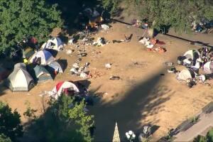 Lincoln Park Denver homeless sweep 3_July 29 2020