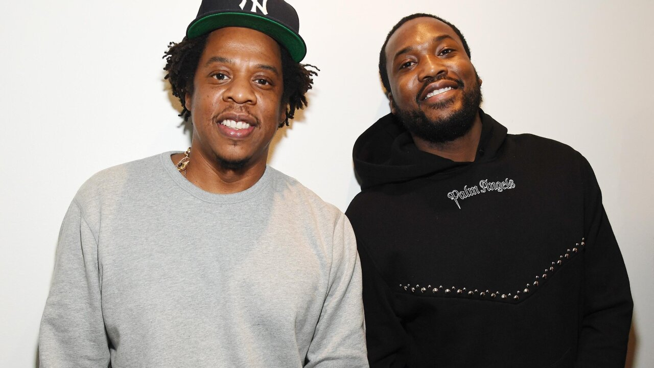 Jay-Z and Meek Mill launch prison reform organization