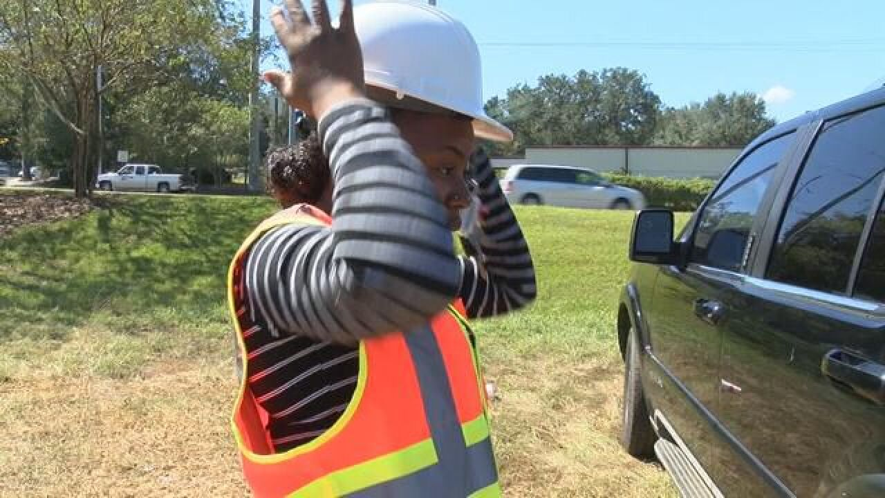 Relief Effort Workers Say They Weren't Paid After Hurricane Hermine
