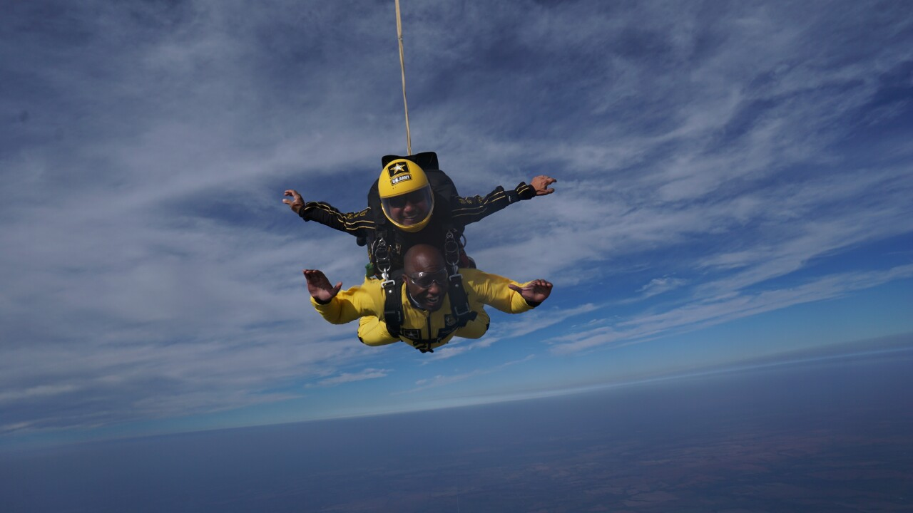 Army's Golden Knights