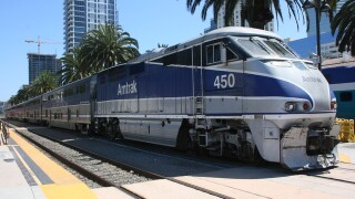 Amtrak announces fall fare sale for train travel