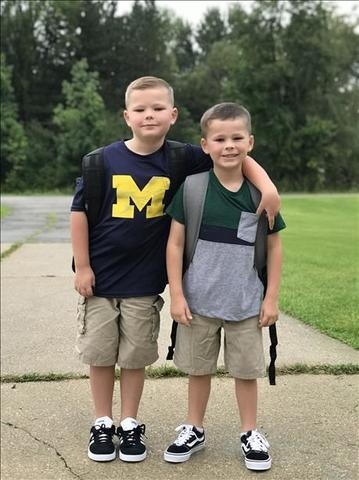 PHOTOS: Metro Detroit students young and old head back to school