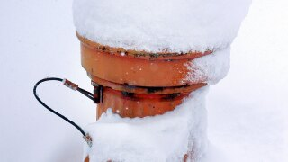 How to keep fire hydrants accessible during winter weather