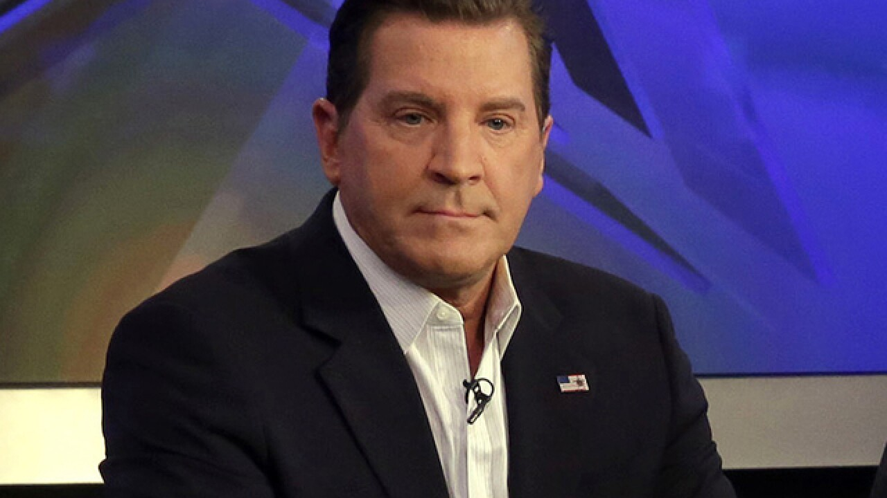 Fox News host Eric Bolling suspended over lewd picture claims