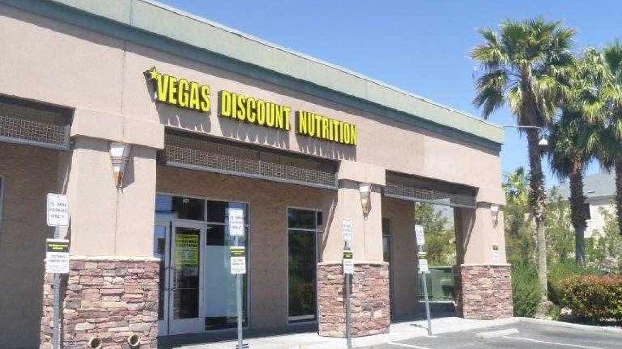 Vegas Discount Nutrition SARMs