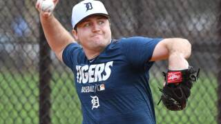 """Al Avila says """"there's really no purpose"""" for Tigers to call up Casey Mize this season"""