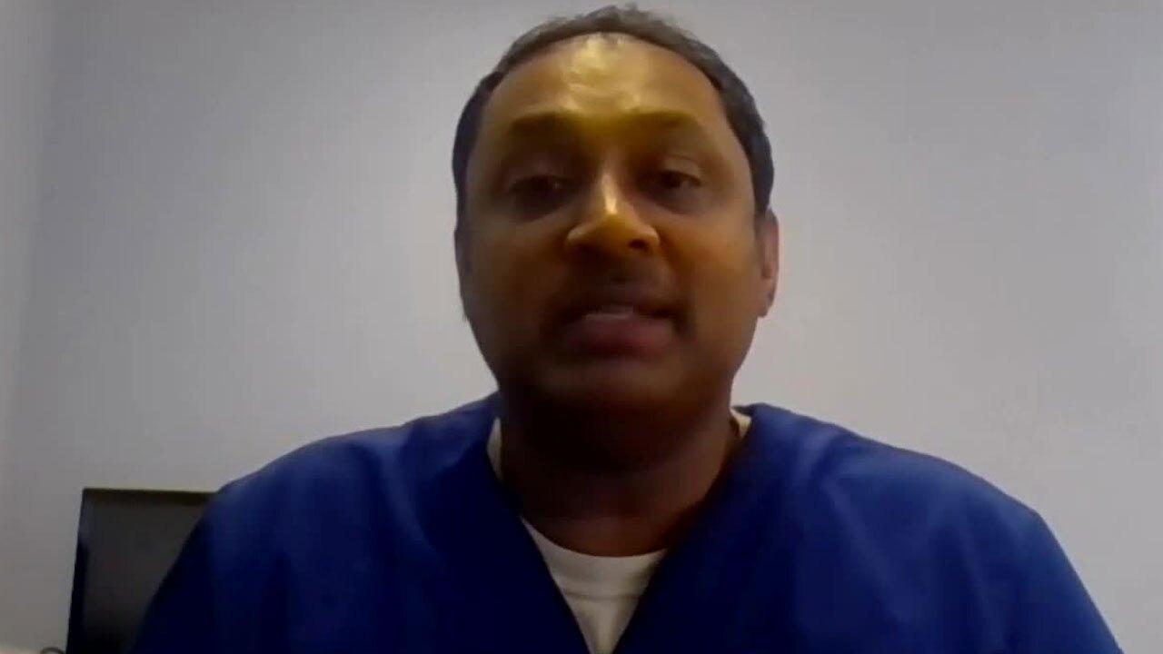 Dr. Anil Suryaprasad