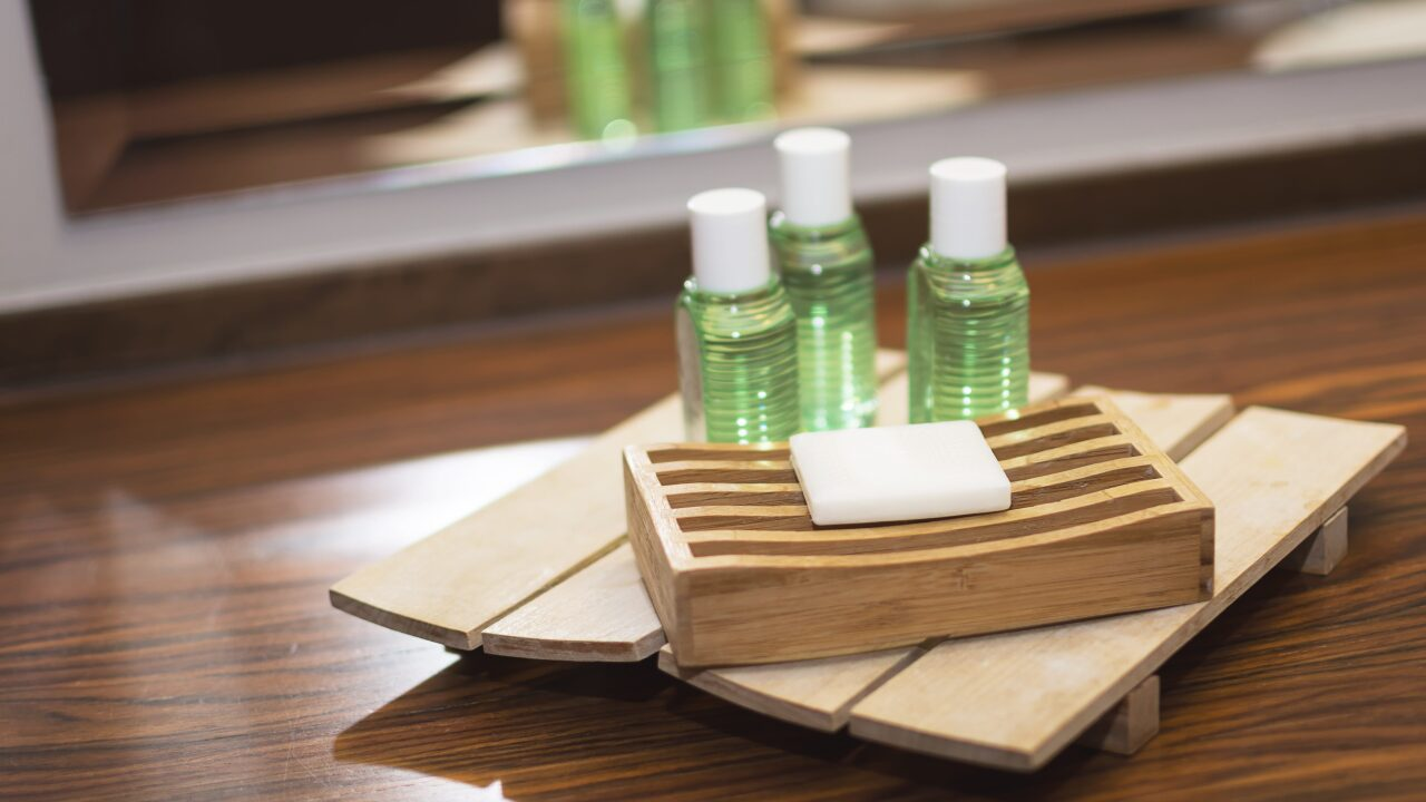 Tiny Hotel Shampoo And Lotion Bottles Could Be On The Way Out