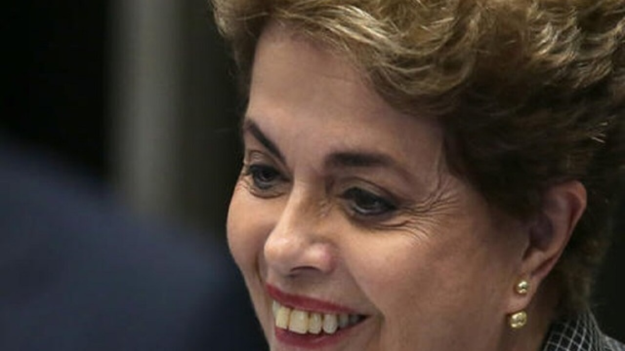 Impeachment trial: Brazil's suspended president proclaims innocence