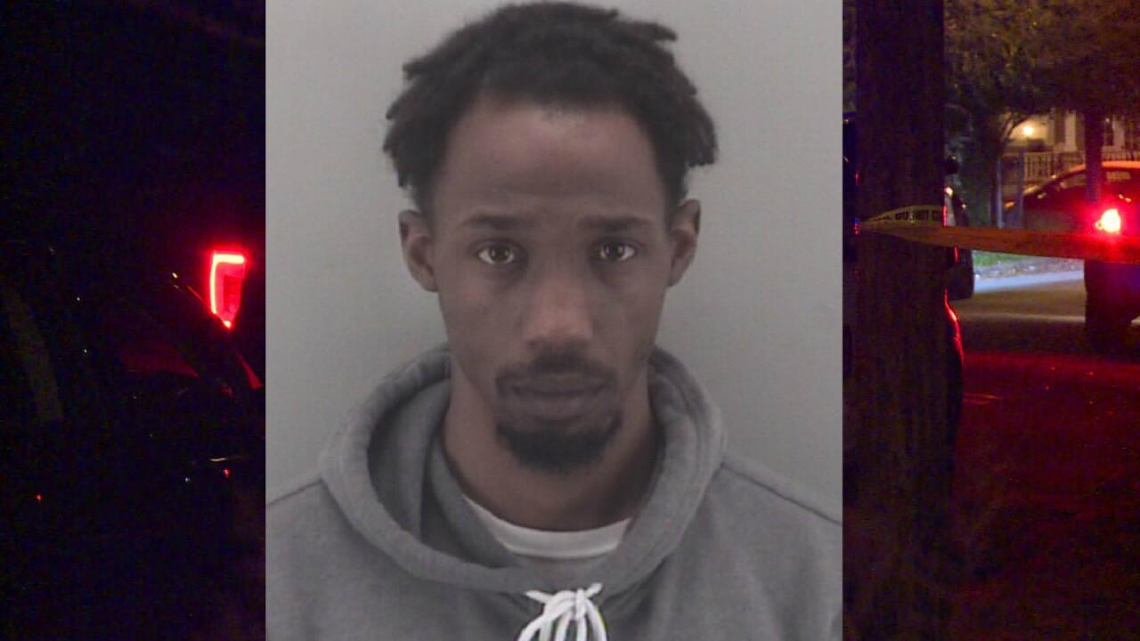 Man arrested after woman killed in New Year's shooting in Richmond