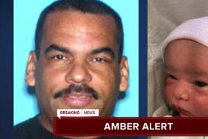 Triple homicide prompts Amber Alert for missing 1-week-old boy in Miami-Dade County