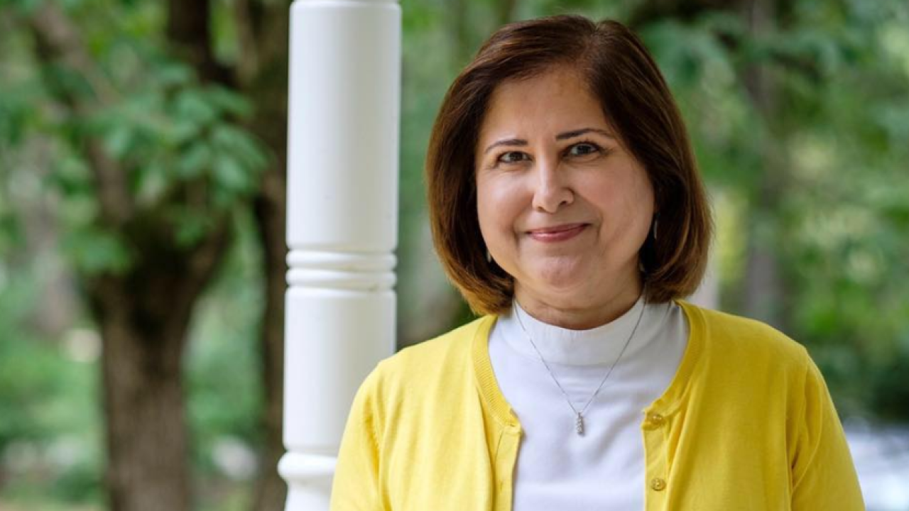 Dr. Ghazala Hashmi responds to racist sentiments: 'I will never let negativity weigh me down'