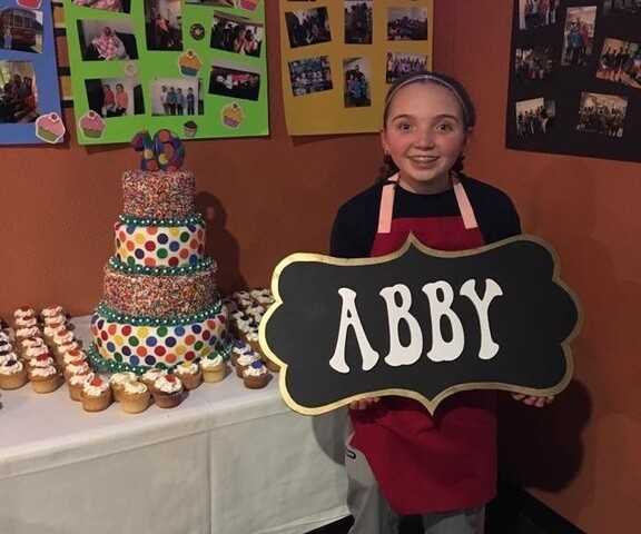 """Behind the scenes and in the kitchen with Abby Martin from """"Kids Baking Championship"""""""