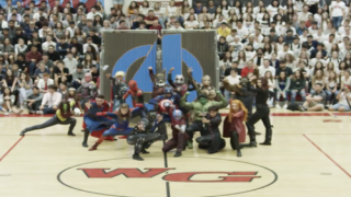 You'll Be Amazed At This High School Dance Team's Marvel Homecoming Routine