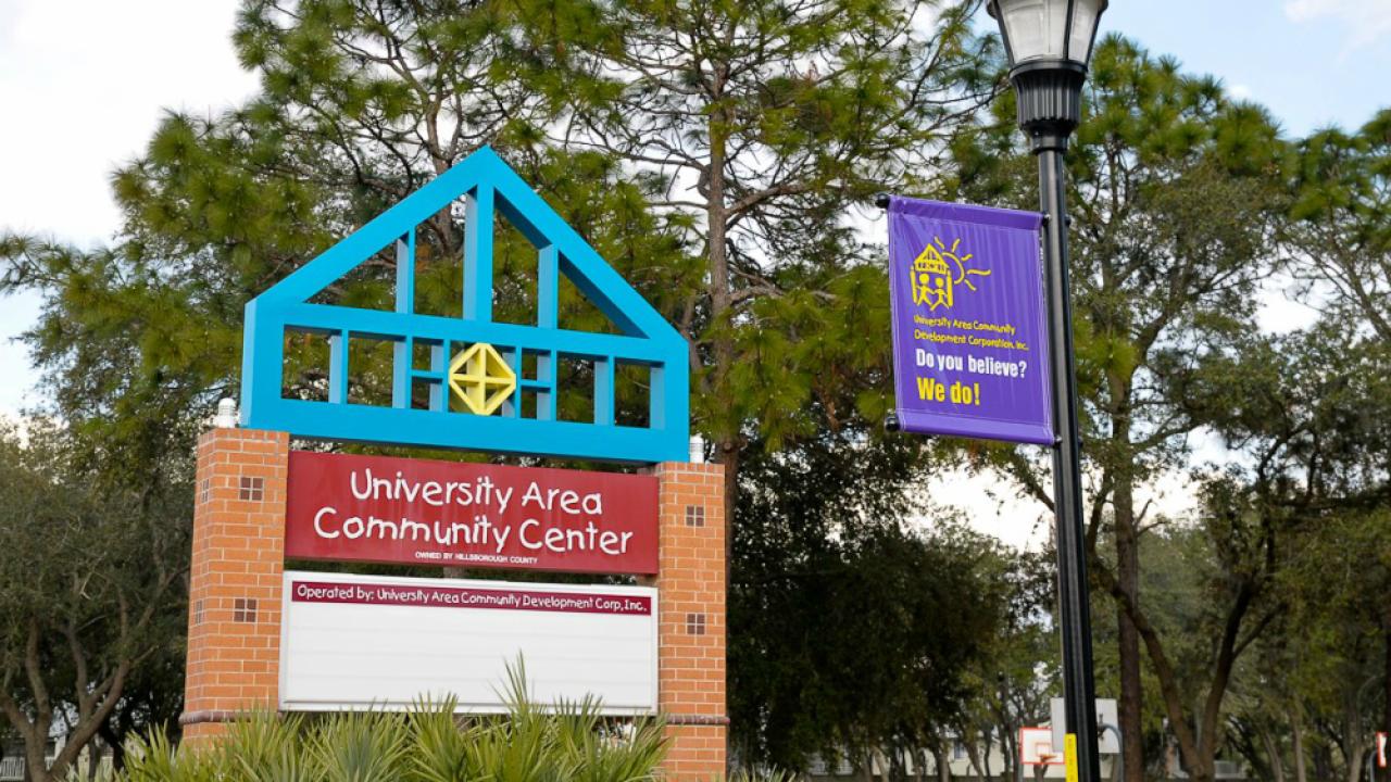 University Area Community Center