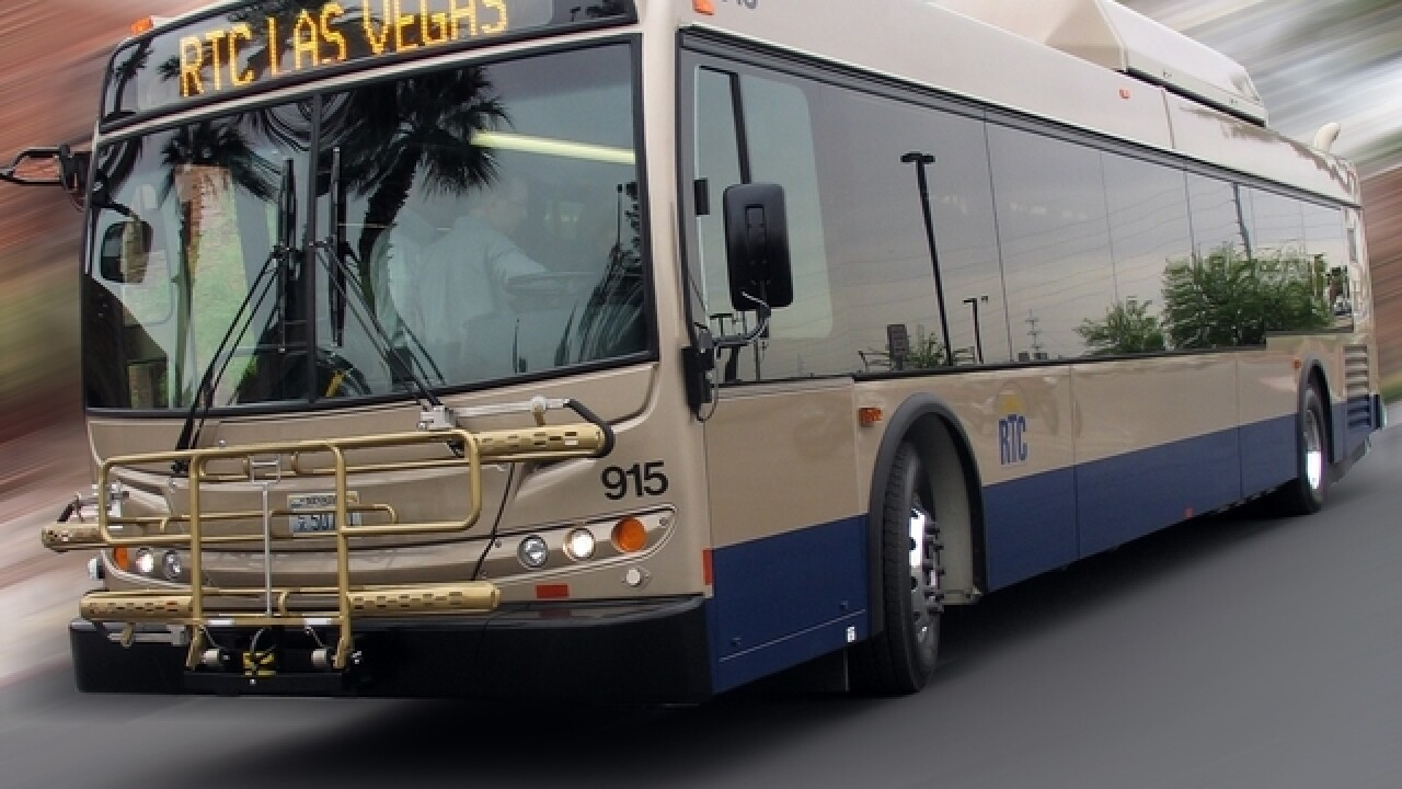 Golden Knights Express bus returns for new season