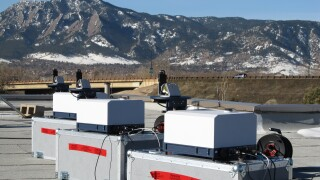 CU mobile Solar Occultation Flux