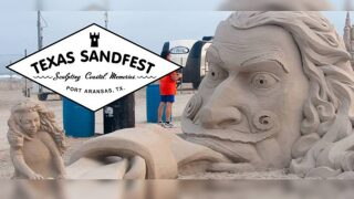 Sand, suds and sea, it's all going down at the Texas Sandfest