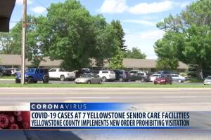 Restrictions placed on Yellowstone County nursing homes
