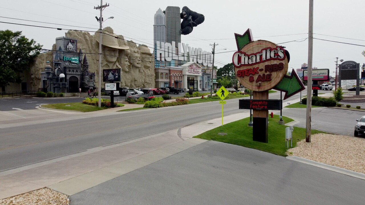 Branson struggling to support families who rely on city's tourism industry