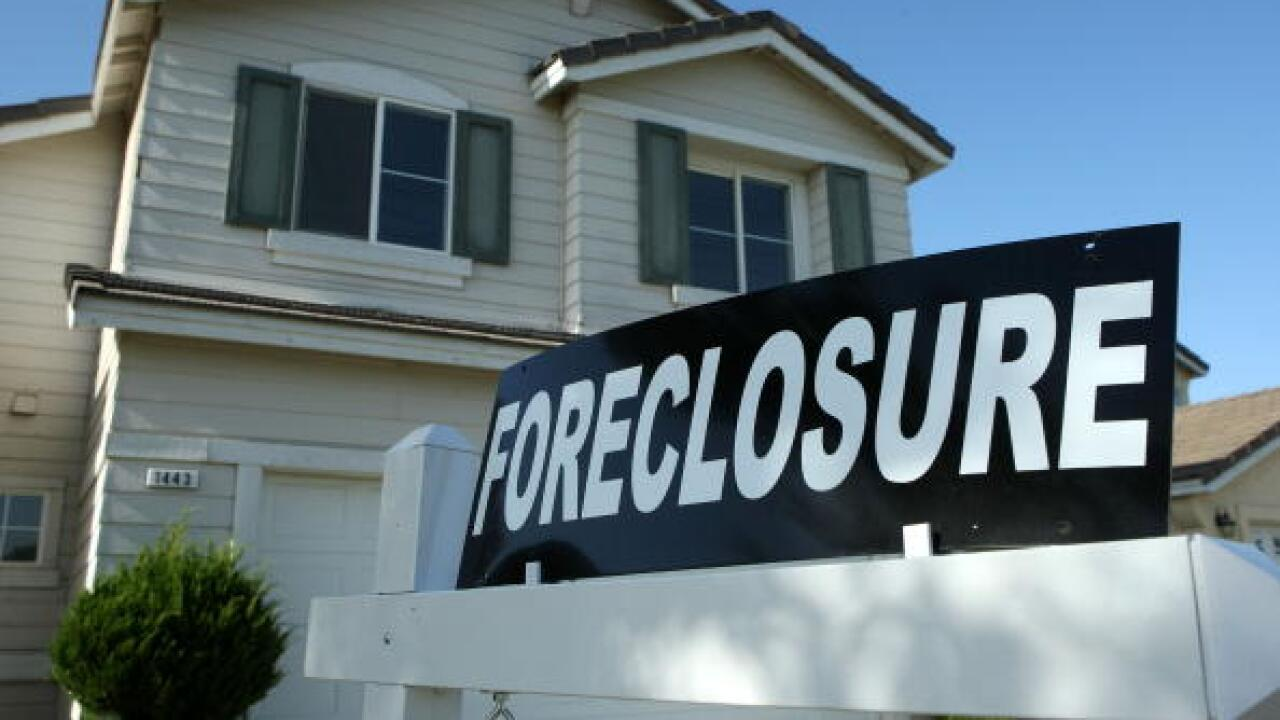 Stockton, CA Leads Nation In Rate Of Foreclosures