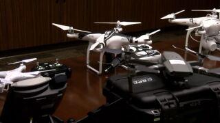 Pueblo Sheriff Drones