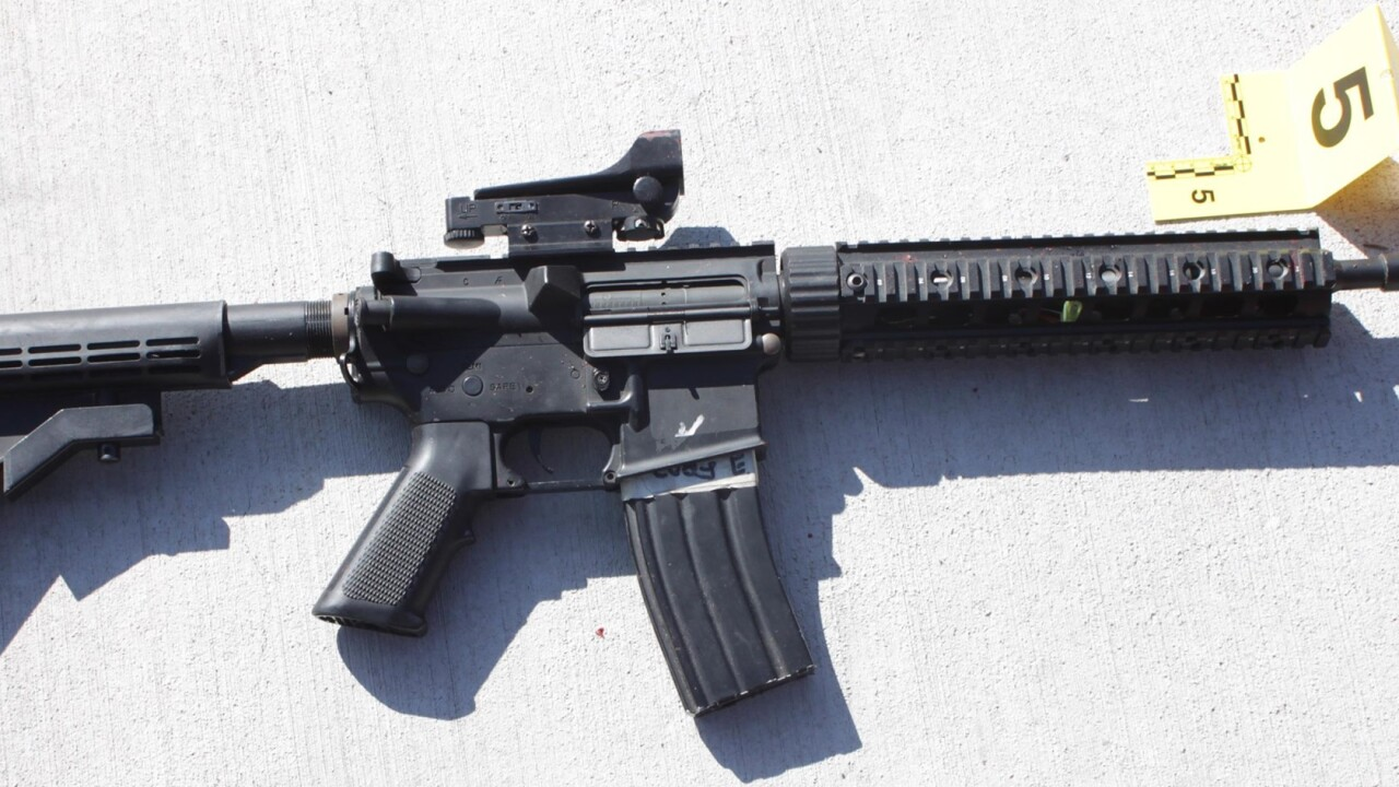 Police: AR-15 style rifle wielded by man shot, killed by cops determined to be a BB gun