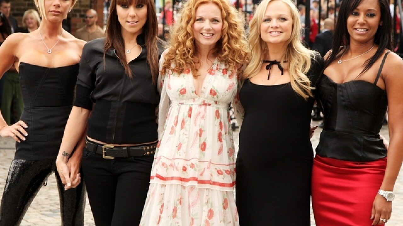 Spice Girls to perform again, minus Posh