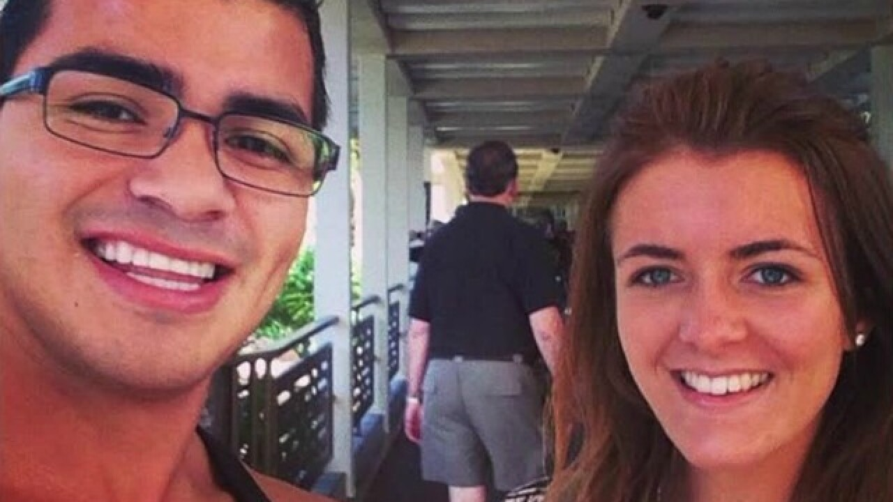 Young couple charged in Texas man's murder