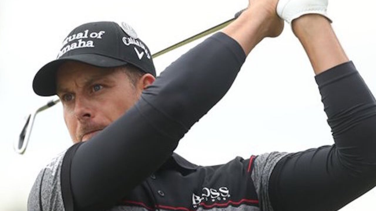 Henrik Stenson outlasts Phil Mickelson to win British Open