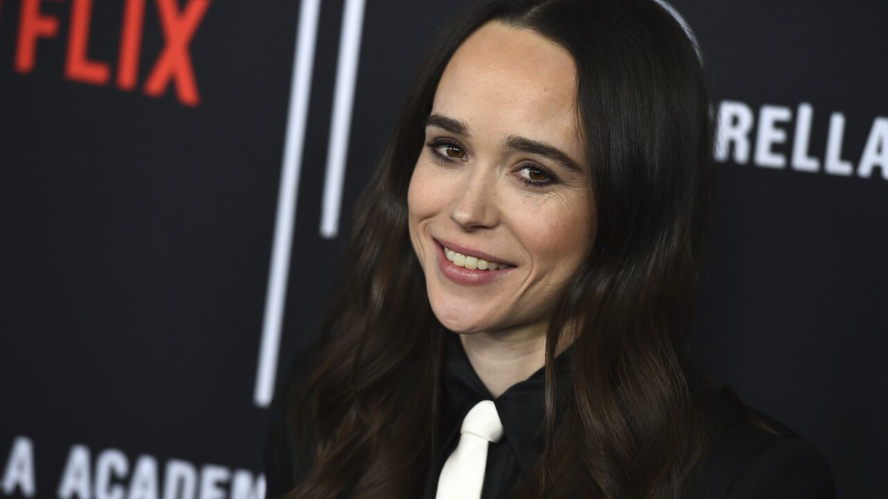Actor Ellen Page comes out as transgender, announces name change: 'My name is Elliot'
