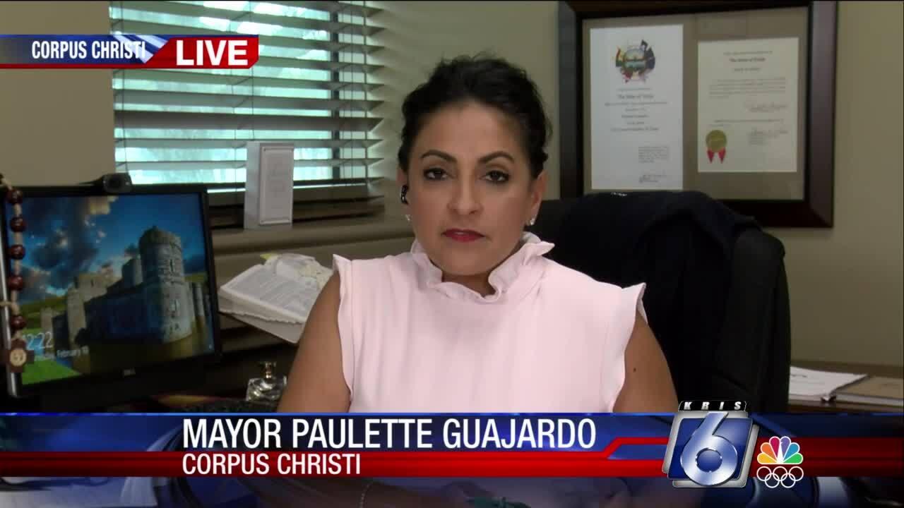 Corpus Christi Mayor Paulette Guajardo