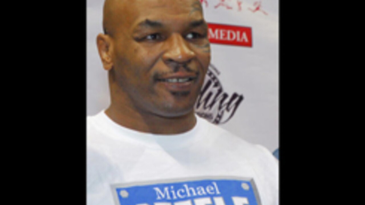 Mansion owned by former heavyweight boxing champ Mike Tyson turned into church
