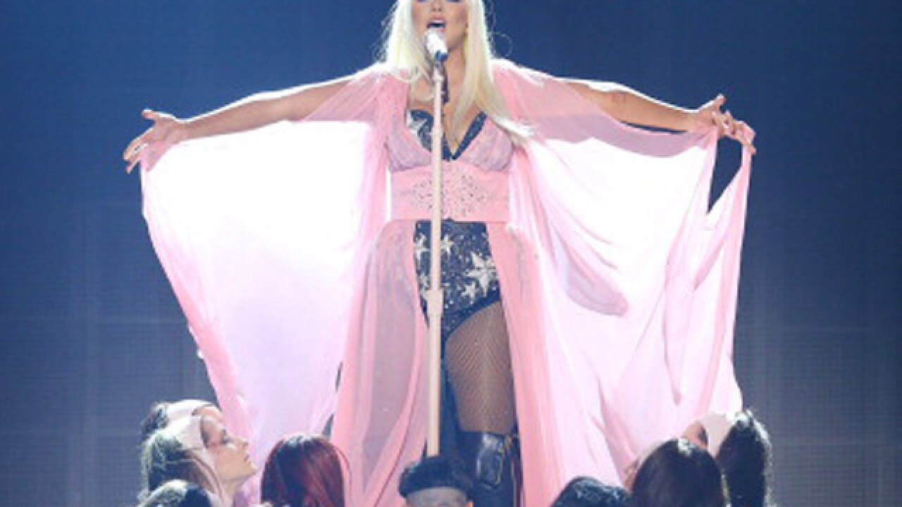 Christina Aguilera is coming to Denver this October as part of her 'Liberation' tour