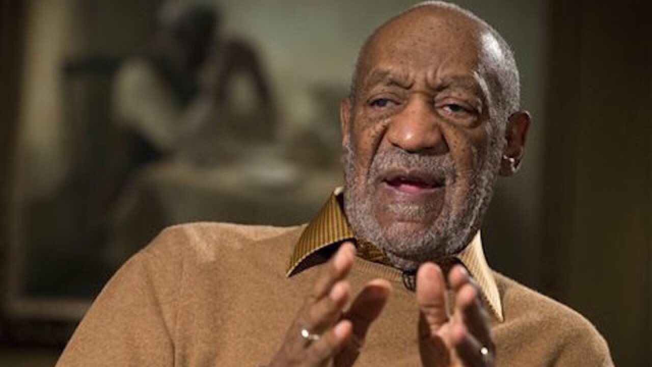 Cosby says 7 women who sued him are lying