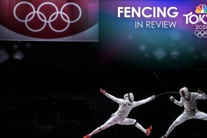 Tokyo Olympics fencing in review: New faces on the podium