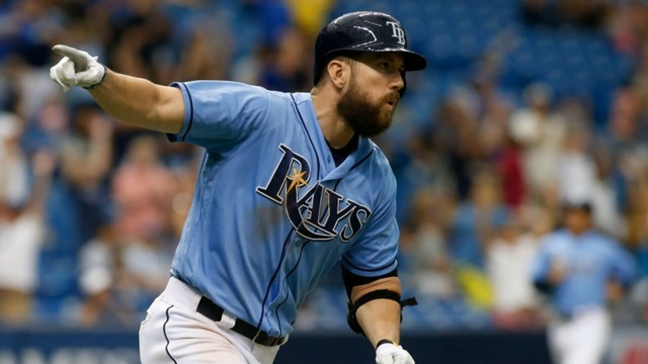 Diamondbacks acquire slugger Steven Souza in 3-team trade