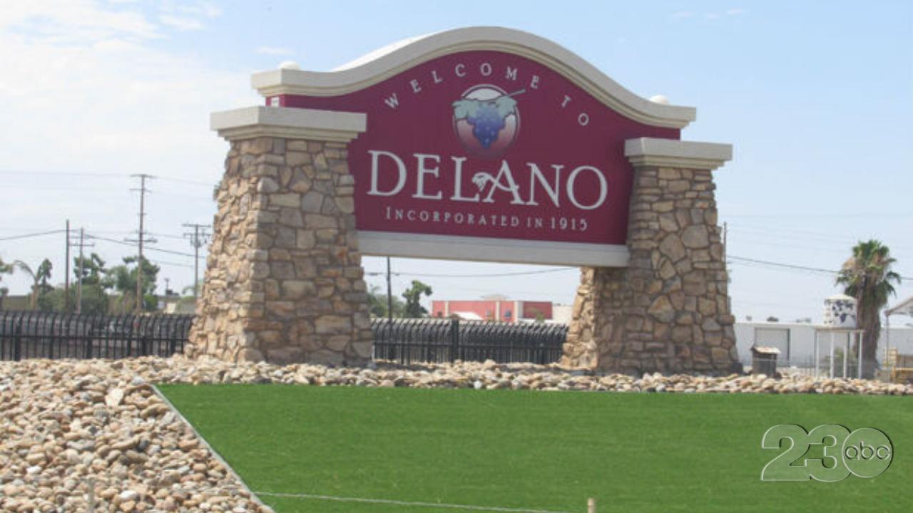 City of Delano