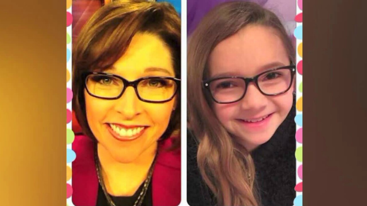How this news anchor is helping a student teased about her glasses