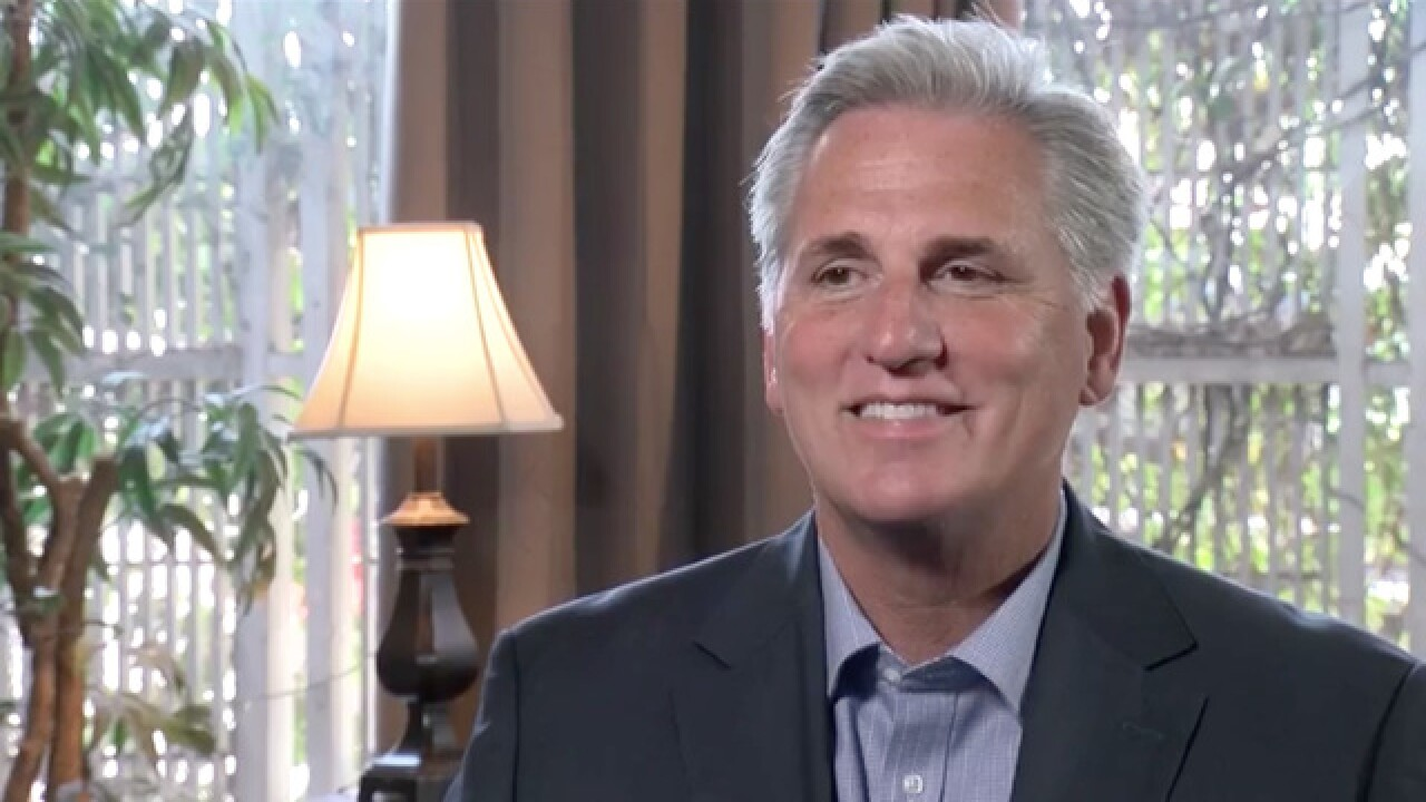 Local Congressman Kevin McCarthy calls for support of SCOTUS nominee Brett Kavanaugh