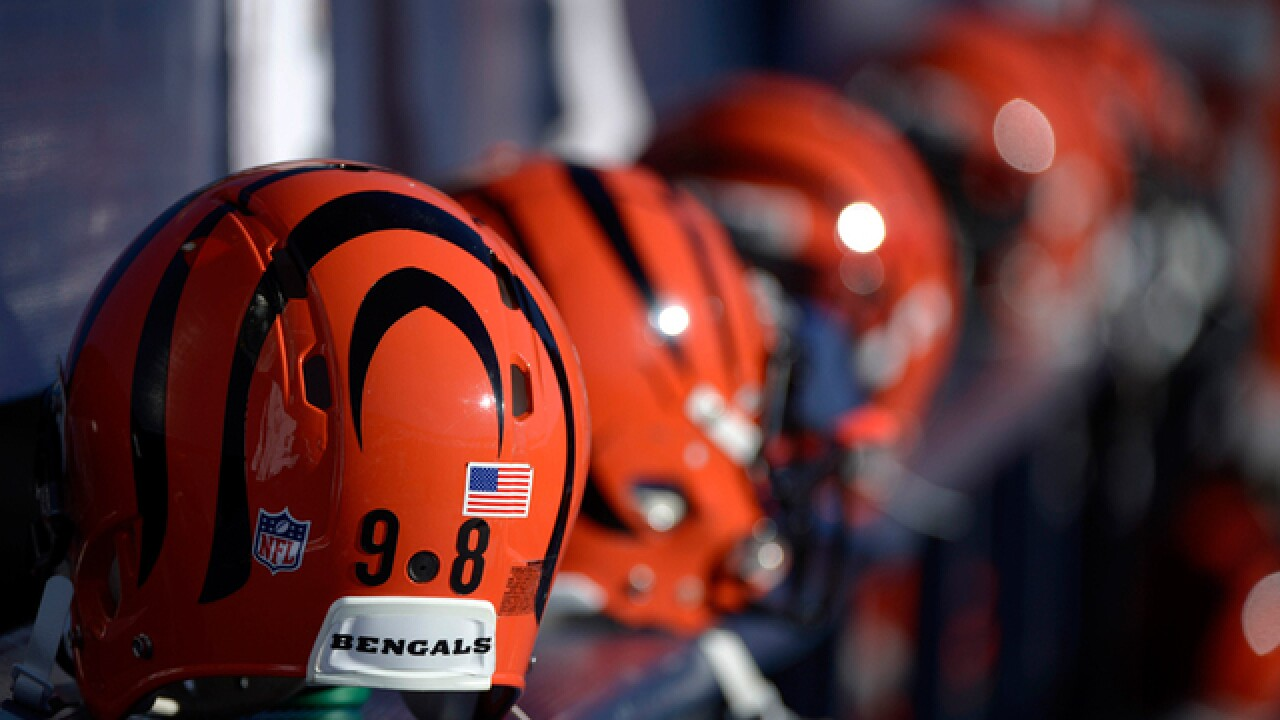Bengals reveal Jake Fisher has irregular heartbeat