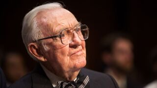 John Paul Stevens, retired Supreme Court justice, has died at age 99